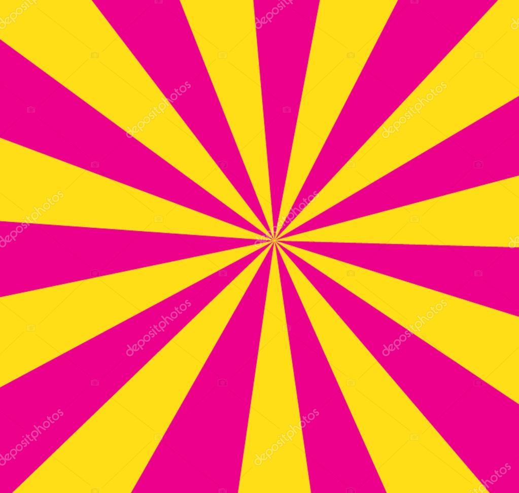 Фон желтый полосатый