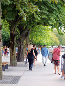 Stroll in Bregenz — Foto Stock