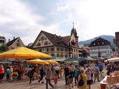 Sunday market — ストック写真
