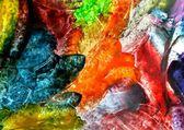 Barvy pozadí — Stock fotografie