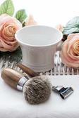 Shaving Tool — Stock Photo