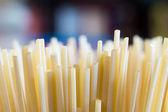 Bunch of uncooked Pasta — Stockfoto