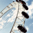 Stock Photo: London Eye, London