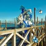 Venice carnival masks — Stock Photo