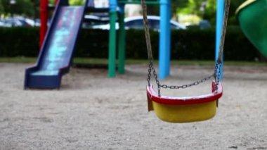 Swing — Vídeo stock
