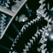 Stock Video: Clock Gears