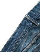 Jean Pants Background — Stock Photo