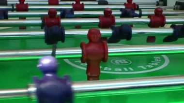 Table Football — Stock Video