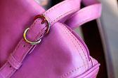 Pink Lady Bag — Stock Photo