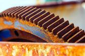 Rusty Gears — Stock Photo