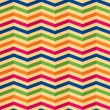 Vector seamless background with stripes in retro style — ベクター素材ストック