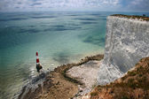 Beachy Head — Stock Photo