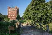 Tattershall Castle — Stock Photo