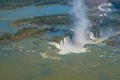 Cataratas do iguaçu — Fotografia Stock