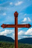 The cross — Stock Photo