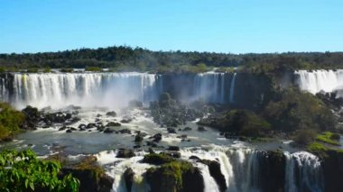 Iguacu — Stock Video