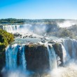 Iguazu Falls or Devils Throat — Stock Photo #40903211