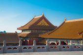 The forbidden city, Beijing — ストック写真