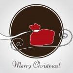 Christmas card — Stock Photo #36453143
