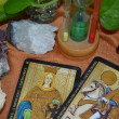 Stockfoto: Tarot cards