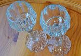 Glasses cups — Foto de Stock