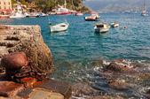 Anclaje mediterráneo — Foto de Stock