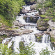 Stock Photo: Waterfall in north carolina