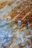 Colorful stone striations — Stock fotografie