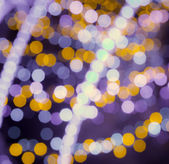 Blurred background bokeh — Foto Stock