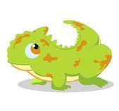 Gecko — Stock Vector