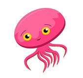 Squid — Stock Vector