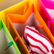 Shopping bags, various colour — Stock Photo #29408755