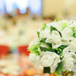 The wedding scene, flower decoration — Stock Photo #29409451