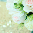 The wedding scene, flower decoration — Stock Photo #29409473