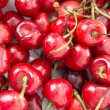 Cherry fruit — Foto de stock #29410515
