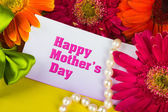 Gift for Mother's Day — Stock Photo