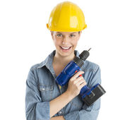 Female Construct — Stock Photo