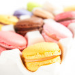 Assorted French Macaroons — Stock Photo #29077427