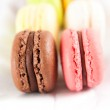 Assorted French Macaroons — Stock Photo #29077467