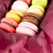 Assorted French Macaroons — Stock Photo #29077497