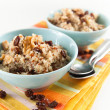 Healthy Quinoa Hot Cereal — Stock Photo