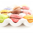 Assorted French Macaroons — Stock Photo #29077693