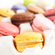 Assorted French Macaroons — Stock Photo #29077705