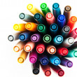 Colors Marker Pens — Stock Photo #29077973