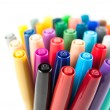 Colors Marker Pens — Stock Photo