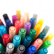 Colors Marker Pens — Foto de Stock