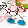 Stock Photo: Different Eye Glasses