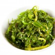 Bowl of Healthy Seaweed Salad — Foto Stock