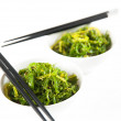 Stock Photo: Bowl of Healthy Seaweed Salad