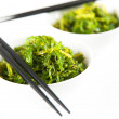Bowl of Healthy Seaweed Salad — Stock Photo